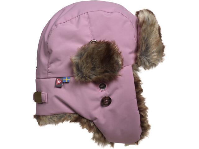 Isbjörn Squirrel Wintermuts Kinderen, dusty pink